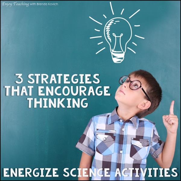 Energize Science Activities