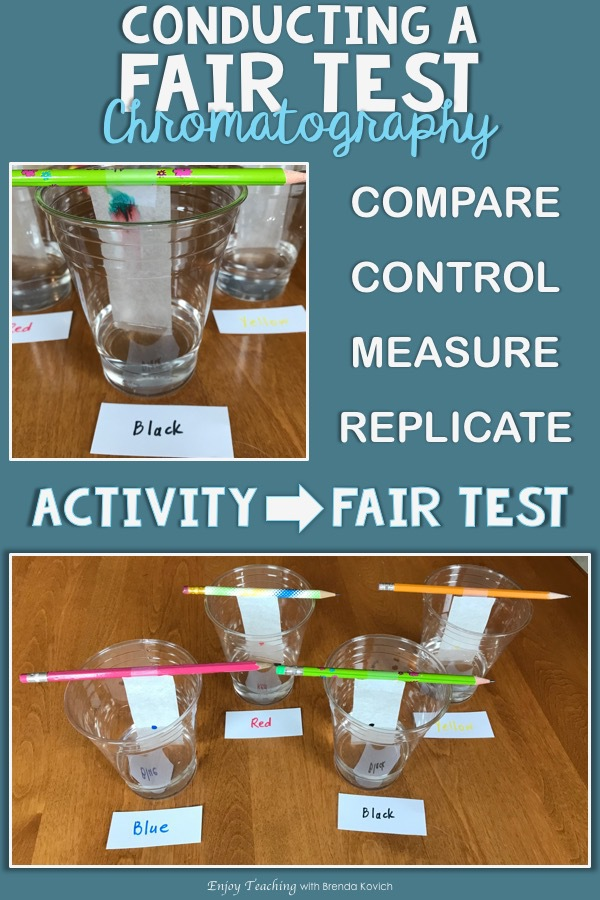 Fair Test - Chromatography