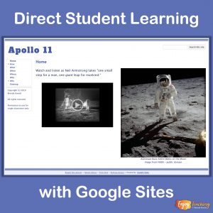 Direct Student Learning