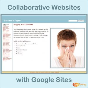 Collaborative Websites with Google Sites
