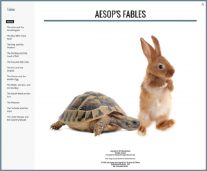 Creating an eBook with New Google Sites 1