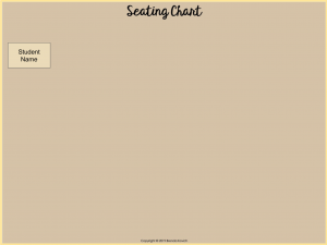 Add One Desk to Your Digital Seating Chart