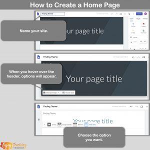 Make New Google Sites 2