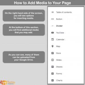 Make New Google Sites 4