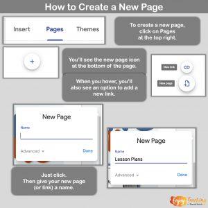 Make New Google Sites 8