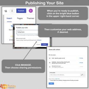 Make New Google Sites 11