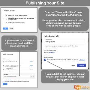Make New Google Sites 12