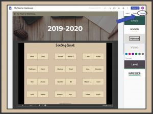Change the Theme of Your Teacher Dashboard