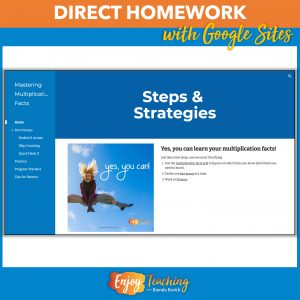 This Site gives kids all the support they need to practice their multiplication facts at home.