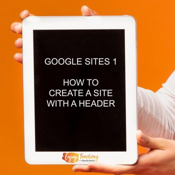 In this brief video, you'll learn how to create a Google Site.