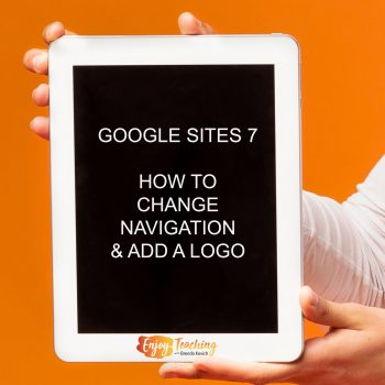 A short video will show you how to change navigation and add a logo on Google Sites.