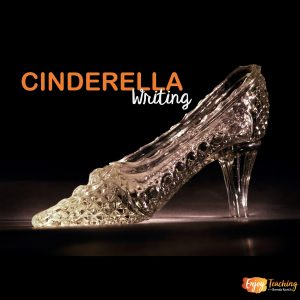 Cinderella Writing Cover