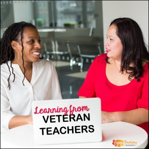 Learning from Veteran Teachers Cover