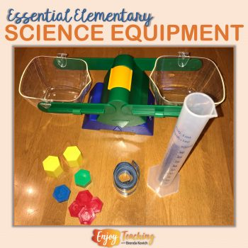 Essential elementary science equipment allows third grade, fourth grade, and fifth grade kids to measure.
