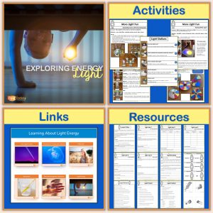 Light Activities for Kids
