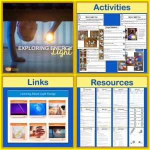 Complete Light Energy Unit