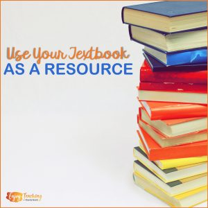 Use Your Textbook as a Resource