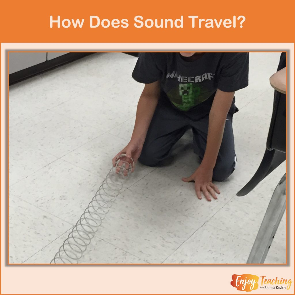 In this video, Science Man explains how sound waves travel.