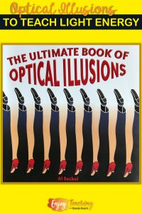 Have some fun with light energy! Your kids will love this book of 300+ optical illusions.