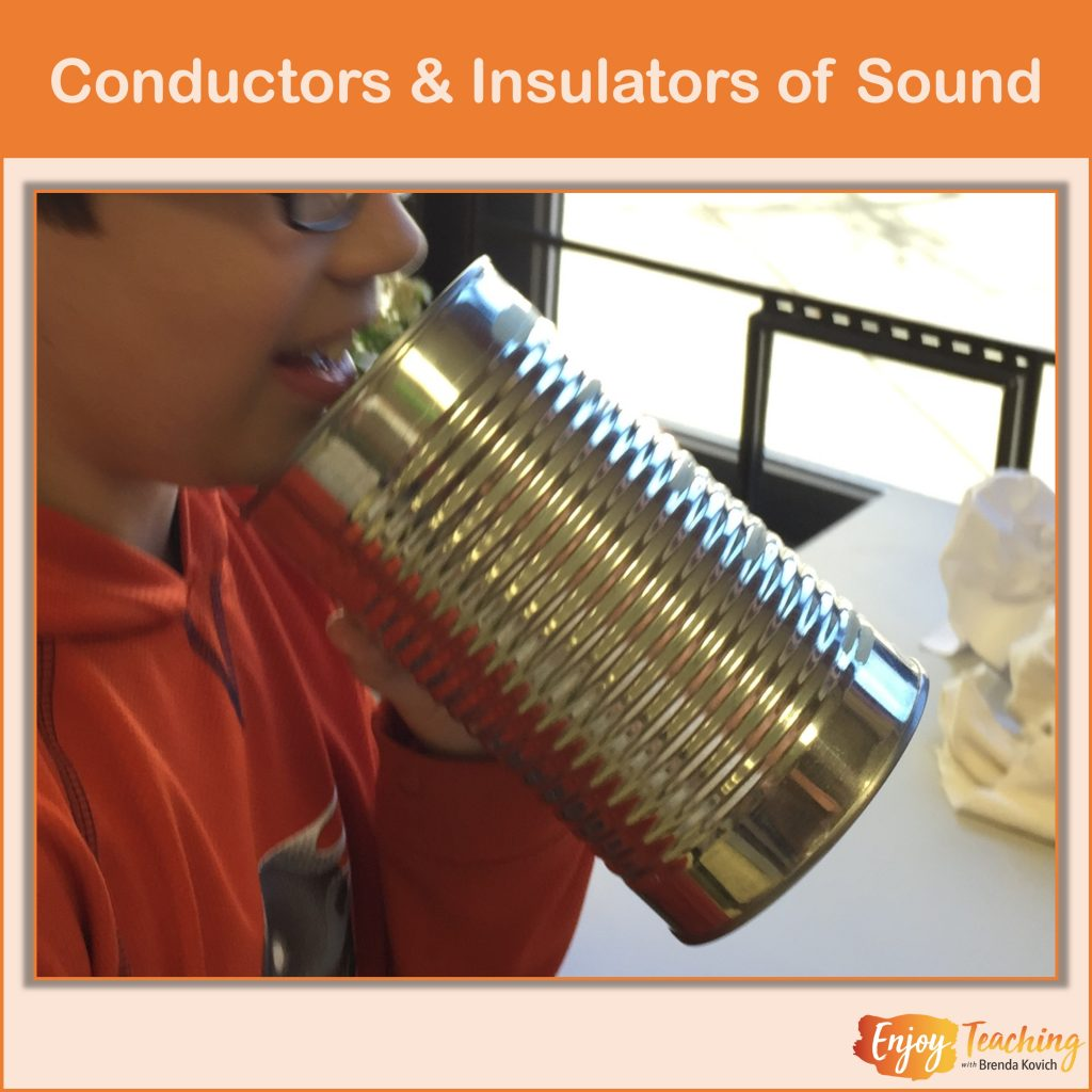 This video illustrates how adding insulation to a classroom reduces sound.