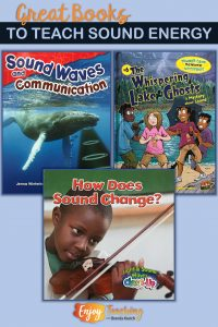 Grab these sound books for your energy unit!