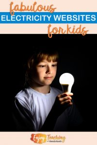 Check out these electricity websites for kids! They include informational text, diagrams, and even simulations. They're great for third, fourth, or fifth grade.