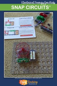 With Snap Circuits, your fourth grade students can build simple, series, and parallel circuits.