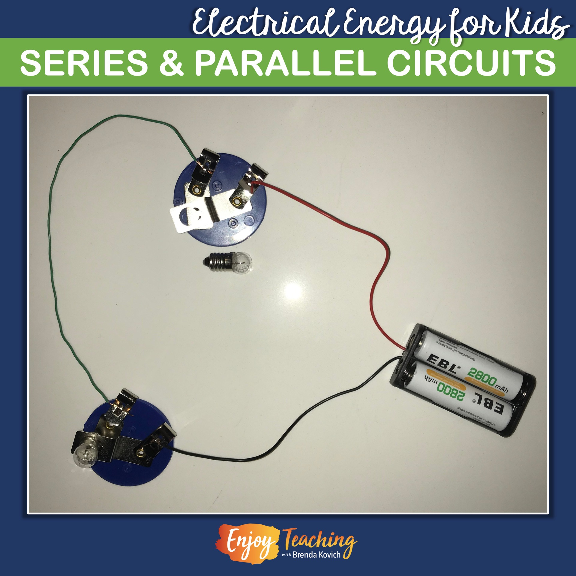 Teaching Series And Parallel Circuits Activities For Kids
