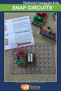 Teach your fourth grade students about current electricity with Snap Circuits!