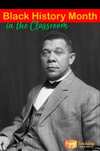 Teaching Black History Month becomes engaging with these projects. Your students will love creating pop-up books, working with Google Maps, and conducting research.