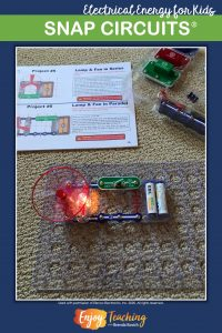 With Snap Circuits, fourth grade students can build parallel circuits and more! Use them in your electricity unit.