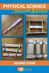 In this physical science activity, fourth graders complete a STEM challenge to explore pitch. Suggested materials include straws, tape, craft sticks, rubber bands, and toilet paper tubes.